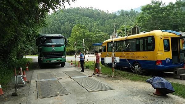 Thái Nguyên: Trạm cân ô-tô ở quốc lộ 37 hoạt động kém hiệu quả