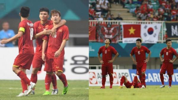 """Báo chí Hàn Quốc có những nhận xét cực """"chất"""" sau thất bại của U23 Việt Nam trước UAE"""