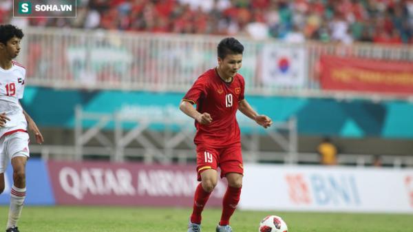 Nóng: Tỏa sáng ở Asiad, Quang Hải bất ngờ được đội bóng Thái Lan bày tỏ muốn chiêu mộ