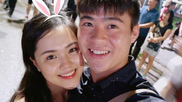 """Gia thế cực """"khủng"""" của bạn gái tiền vệ U23 Việt Nam - Đỗ Duy Mạnh"""