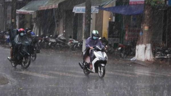 CẢNH BÁO: Nhiều khu vực có mưa và dông, Đắk Lắk đề phòng nguy cơ lũ quét