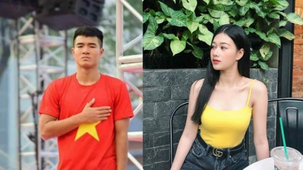 """Hot: Sau Bùi Tiến Dũng, dân mạng bất ngờ tìm ra danh tính """"bạn gái"""" của Hà Đức Chinh?"""