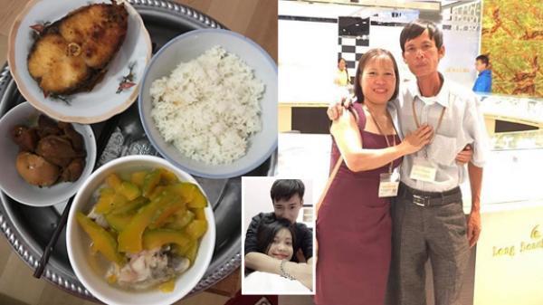 Bố chồng của năm: Nấu cơm ngon, chăm con dâu quê Thái Bình ở cữ