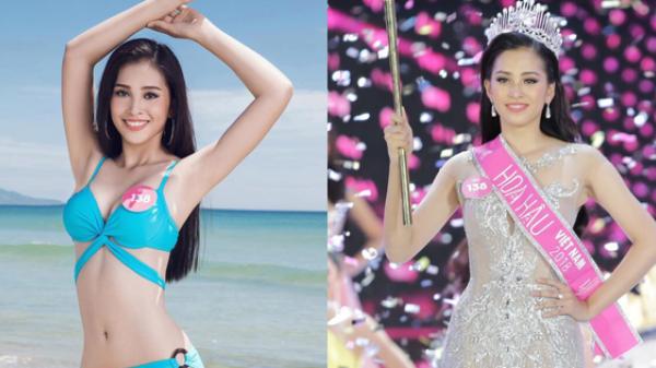 Hành trình nhan sắc của Trần Tiểu Vy toả sáng rạng rỡ đến ngôi vị Hoa hậu Việt Nam 2018
