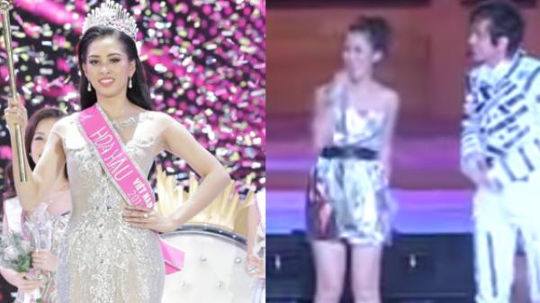 Bài hát về người con gái tên Vy của Đan Trường bất ngờ HOT trở lại sau khi Tân Hoa Hậu Việt Nam 2018 đăng quang