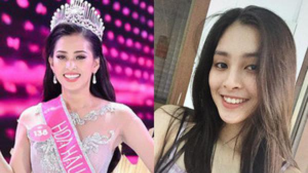 Cuộc sống ít ai biết của Tân Hoa hậu Việt Nam Trần Tiểu Vy trước ngày đăng quang