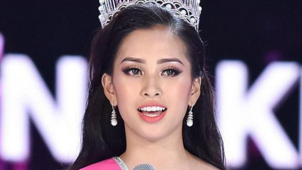 """Lộ bảng điểm thi THPT quốc gia gây thất vọng nhưng tân Hoa hậu Việt Nam 2018 có thực sự """"học dốt""""?"""