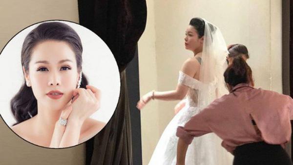 Lộ ảnh Nhật Kim Anh bí mật đi thử váy cưới, chuẩn bị lên xe hoa lần 2?