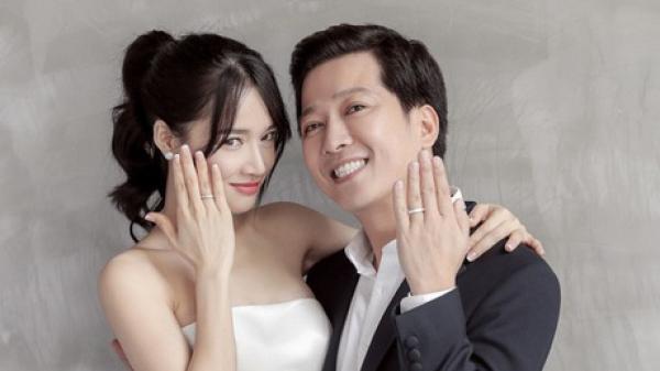 Mãn nhãn với trọn bộ ảnh cưới ngọt ngào của cặp đôi Nhã Phương - Trường Giang
