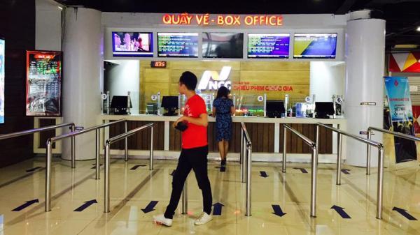 Hàng loạt các rạp chiếu phim ở Việt Nam liên tục thông báo đóng cửa