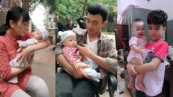 """Sự thật """"động trời"""" giờ mới được tiết lộ: Con trai Quỳnh búp bê thực chất là một… bé gái"""