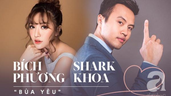 """Trước khi có tin dính """"bùa yêu"""" của Bích Phương, Shark Khoa từng có mối tình khắc cốt ghi tâm suốt 9 năm"""