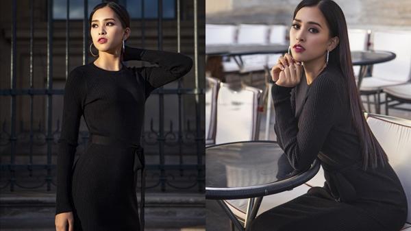 Hoa hậu Tiểu Vy khiến MXH dậy sóng với thần thái đầy sắc sảo và thu hút trong bộ ảnh chụp tại Pháp