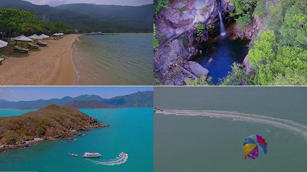Chiêm ngưỡng cảnh đẹp của Suối Hoa Lan – thiên đường du lịch hút khách tỉnh Khánh Hòa