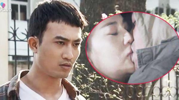 """Hóa ra nụ hôn kịch liệt của Cảnh """"soái ca"""" và Quỳnh Búp Bê được quay thêm để khán giả vừa lòng"""