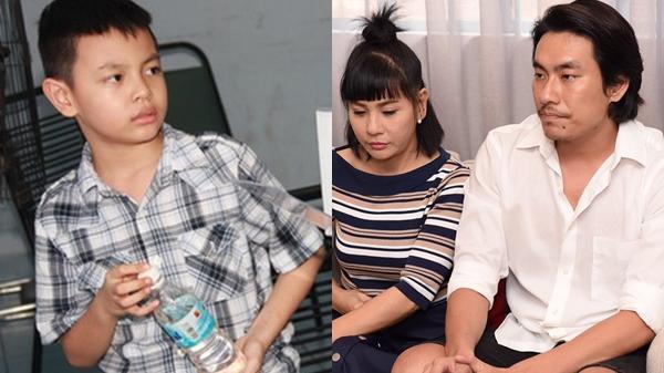 Đi học bị thầy cô dò hỏi chuyện của mẹ và Kiều Minh Tuấn, con trai Cát Phượng trả lời quá ngầu