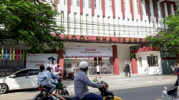 Khánh Hòa: Một trường quốc tế tuyển sinh lớp một khi chưa được phép