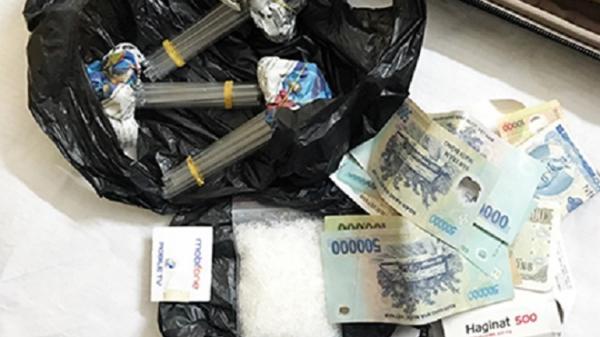 Công an TP. Nha Trang xóa sổ đường dây mua bán ma túy đá