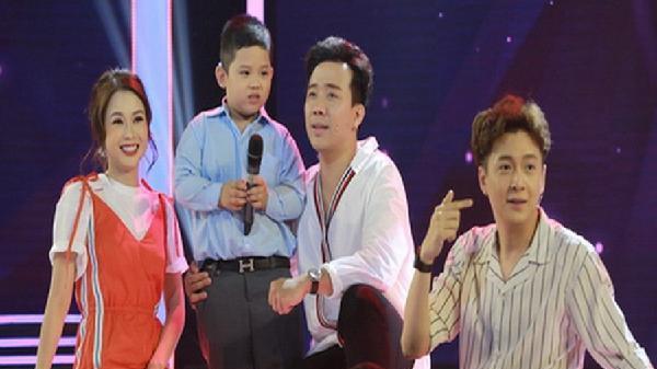 'Tan chảy' trước chất giọng thiên phú của Thần đồng Bolero' 7 tuổi ở Biệt Tài Tí Hon
