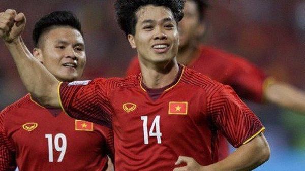 Chơi đẳng cấp tại AFF 2018, giá trị chuyển nhượng của cầu thủ ĐTQG Việt Nam sẽ bao nhiêu?