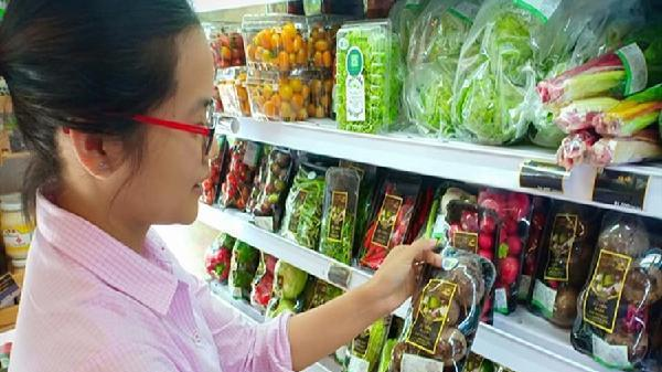 Ngày một lan tỏa những điểm kinh doanh thực phẩm an toàn