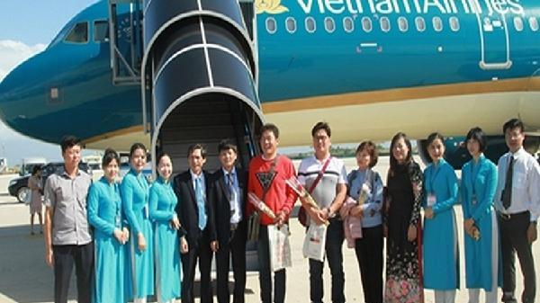 Đón vị khách thứ 6 triệu đến Nha Trang – Khánh Hòa