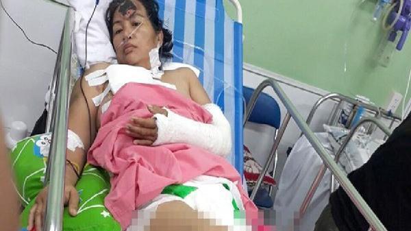 Vụ sạt lở núi 11 người chết ở Khánh Hòa: Trưởng thôn lo cho dân đang nguy kịch