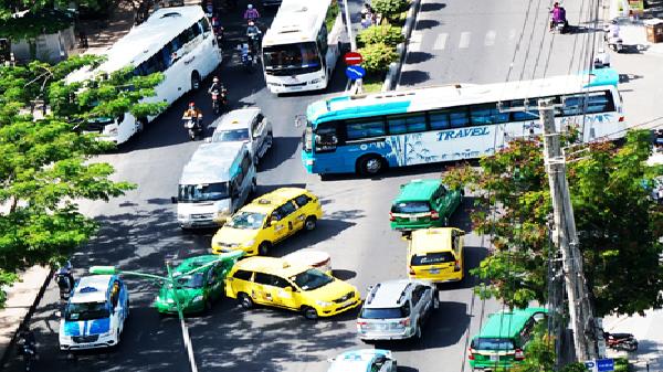 Nha Trang: Sẽ điều chỉnh giao thông một số đường
