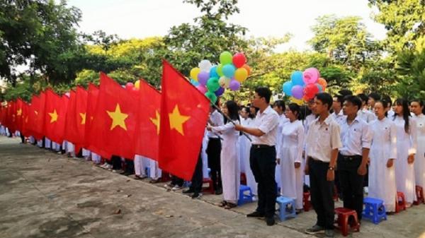 Khánh Hòa: Hơn 250.000 học sinh bước vào năm học mới