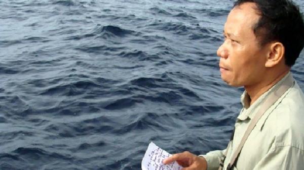 Phóng viên thường trú báo Tiền Phong tại tỉnh Khánh Hòa bị tử nạn trên đường đi tác nghiệp