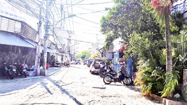 Dự án nâng cấp, mở rộng đường Nguyễn Bỉnh Khiêm: Gỡ nút thắt
