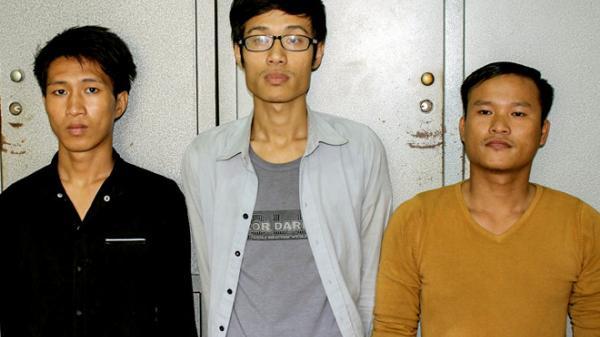 Khánh Hòa: Bắt 3 thanh niên thuê xe máy đi cầm cố để mua ma túy