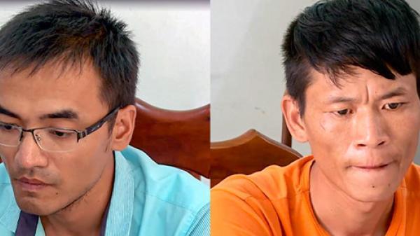 Khánh Hòa: Bắt 2 người Trung Quốc ăn cắp thông tin thẻ ATM