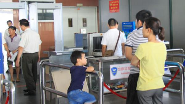 Dọa sử dụng mìn, nam hành khách bị cấm bay 9 tháng