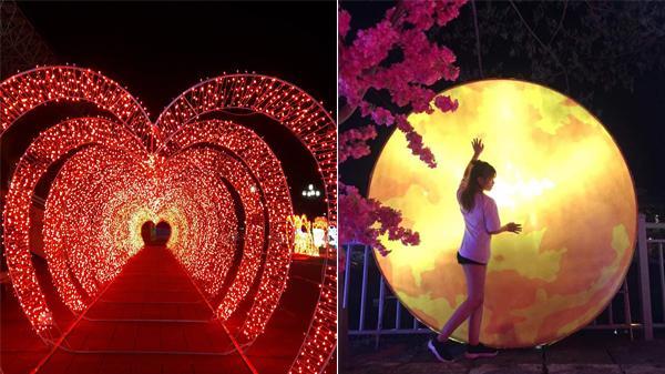 Lần đầu tiên tại Khánh Hòa: Tưng bừng chuẩn bị Lễ hội ánh sáng biển gọi Nha Trang với hàng triệu đèn bóng đèn LED siêu lung linh