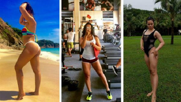 Thiếu nữ Nha Trang lột xác với vóc dáng khỏe khoắn kiểu Mỹ Latin
