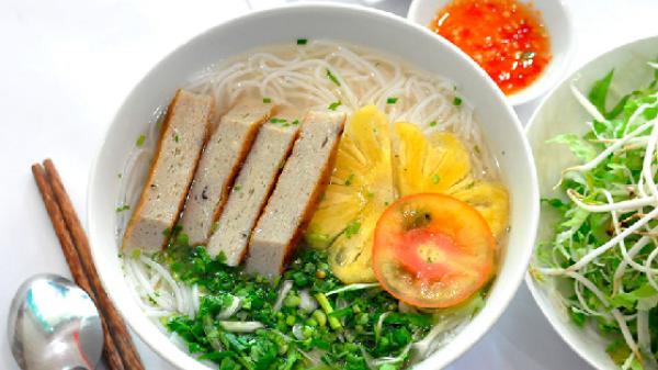 Tuyệt chiêu chế biến món bún chả cá Nha Trang