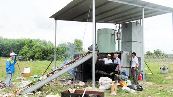 Xử lý dứt điểm bãi rác Diên Lộc