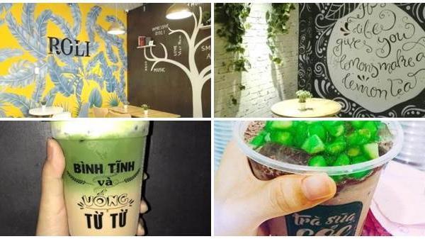 Không thể tin được ở Nha Trang một con đường có 4 quán trà sữa hễ lướt qua là thèm, dừng lại là no nê tức bụng