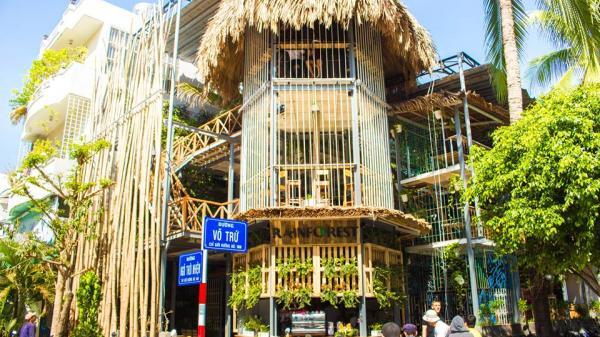 """Đẹp rụng rời khi ghé """"Rừng nhiệt đới"""" xanh mát ngút ngàn ở thành phố biển Nha Trang"""