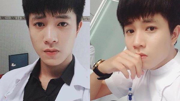 """""""Nam thần"""" trong bệnh viện ở Khánh Hòa khiến chị em muốn... liên tục đi khám bệnh"""
