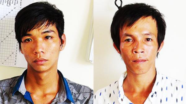 Nha Trang: Bắt 2 tên cướp sau 100 ngày gây án