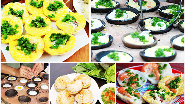 Lạc vào thiên đường ẩm thực hấp dẫn khi đi du lịch Nha Trang
