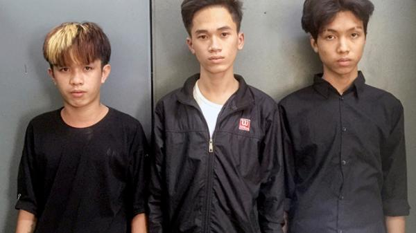 Băng cướp chuyên dùng hung khí tấn công người ở Nha Trang sa lưới