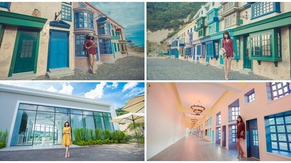 Giới trẻ phấn khích điểm check-in đẹp như châu Âu tại Nha Trang