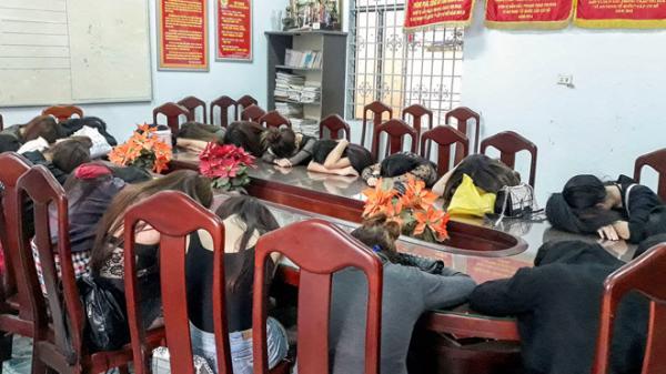 Khánh Hòa: Phá ổ mại dâm chuyên phục vụ khách Trung Quốc