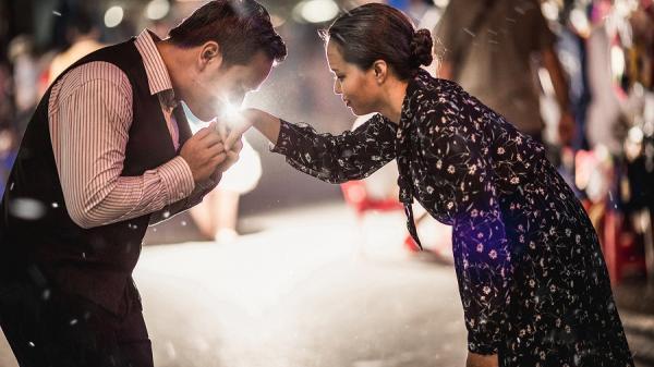 ẢNH LẠ: Make up với nếp nhăn, tóc bạc để chụp... ảnh cưới, bộ ảnh 'Khi chúng ta già' của cặp đôi Nha Trang gây ấn tượng cực mạnh