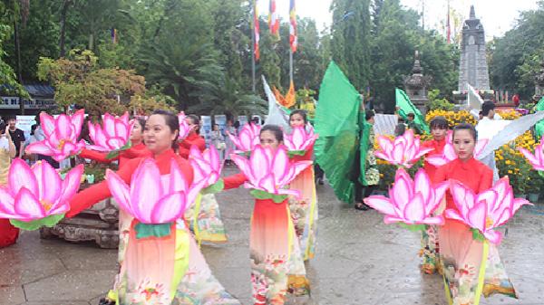 Tổ chức đại lễ Phật đản năm 2017