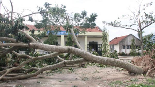 Diên Khánh chưa có điện, nước, nhiều trường không thể dạy học vào ngày mai