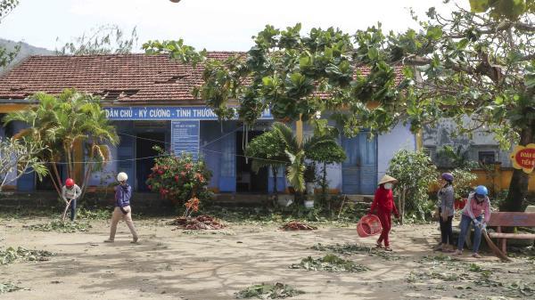 Ngày 10/11: Toàn bộ học sinh Vạn Ninh đi học trở lại